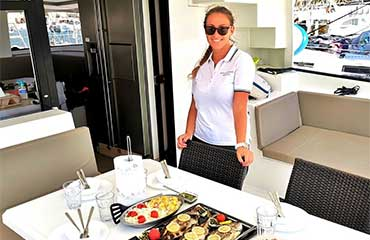 Cooking – everything you need to know about cooking on the boat