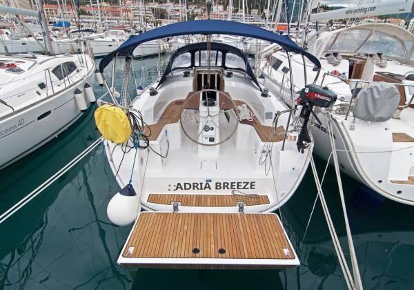 Bavaria Cruiser 33 Adria Breeze